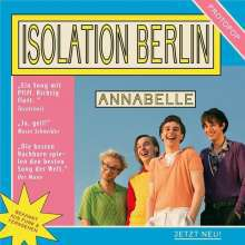 Cover ISOLATION BERLIN, annabelle