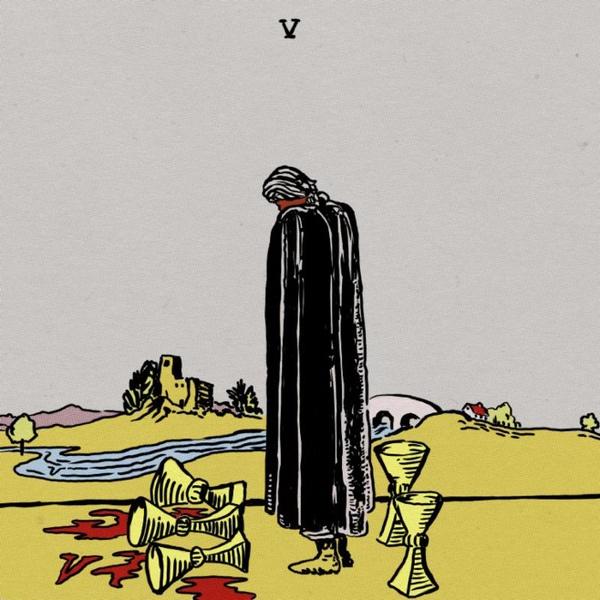 WAVVES, v cover