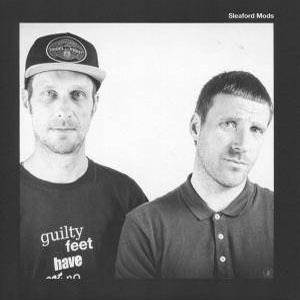 SLEAFORD MODS / SUDDEN INFANTS, split cover