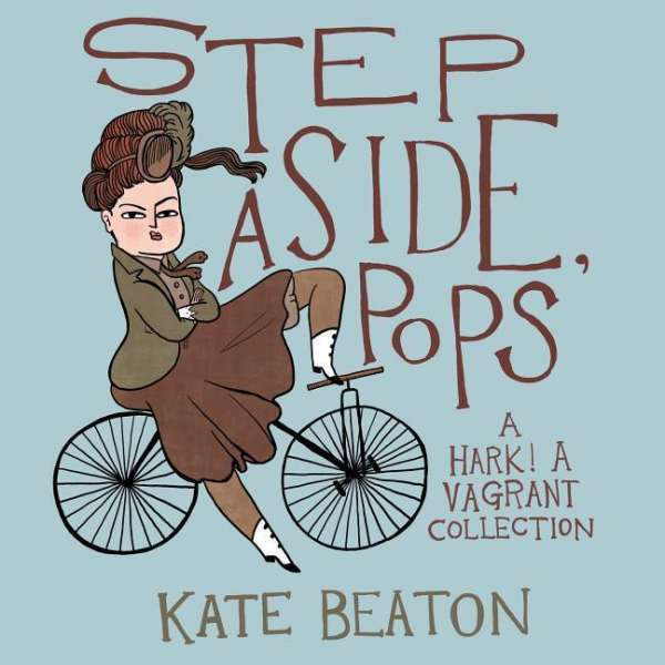 KATE BEATON, step aside pops cover