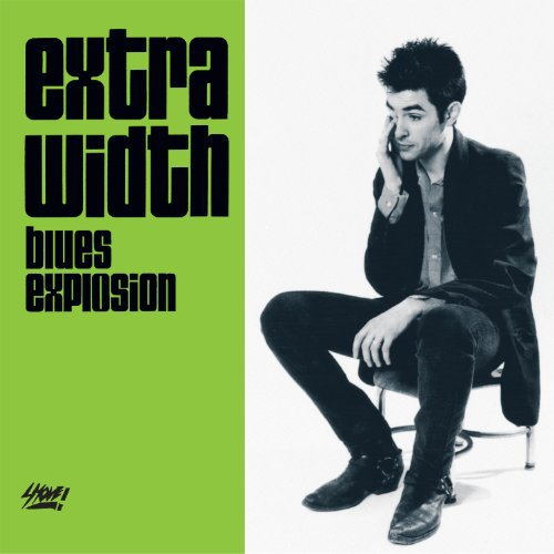 Cover JON SPENCER BLUES EXPLOSION, extra width