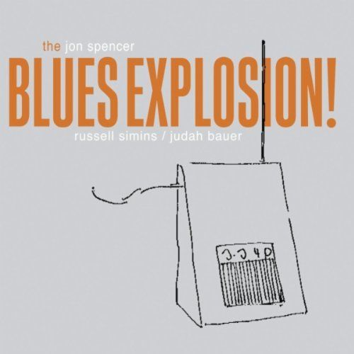 Cover JON SPENCER BLUES EXPLOSION, orange