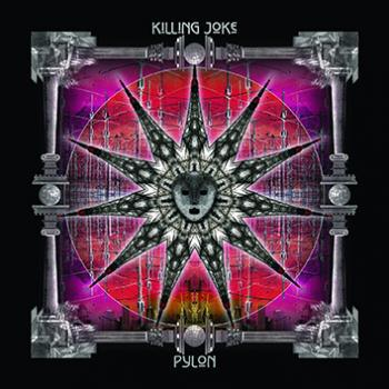 Cover KILLING JOKE, pylon