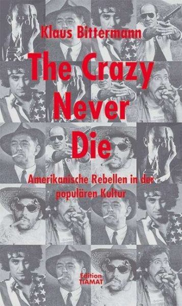 Cover KLAUS BITTERMANN, the crazy never die