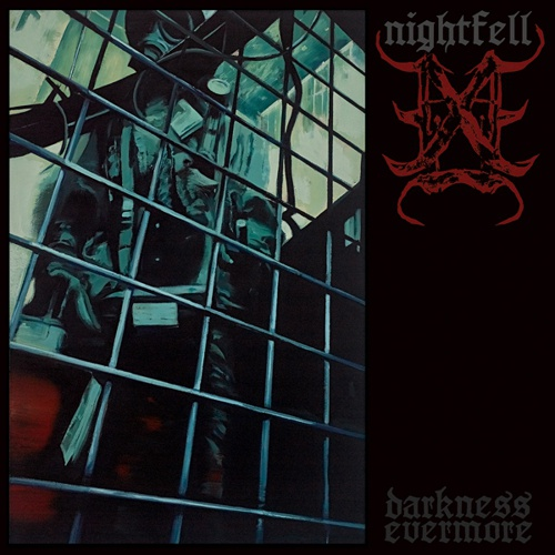 Cover NIGHTFELL, darkness evermore