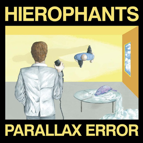 Cover HIEROPHANTS, parallax error