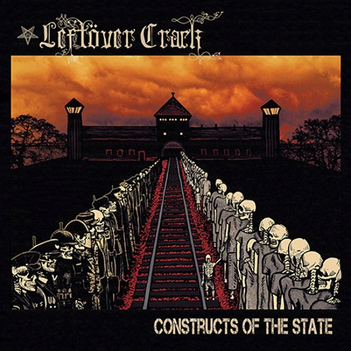 Cover LEFTOVER CRACK, constructs of the state