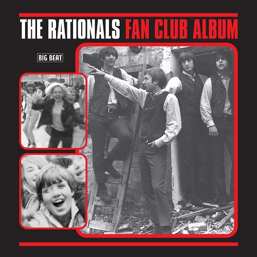 Cover RATIONALS, fan club album