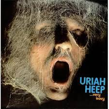 Cover URIAH HEEP, very `umble very `eavy