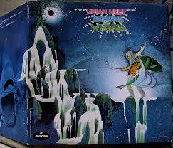 Cover URIAH HEEP, demons and wizards