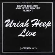 URIAH HEEP, live cover