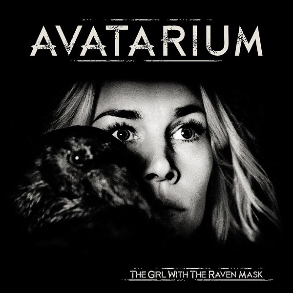 Cover AVATARIUM, the girl with the raven mask