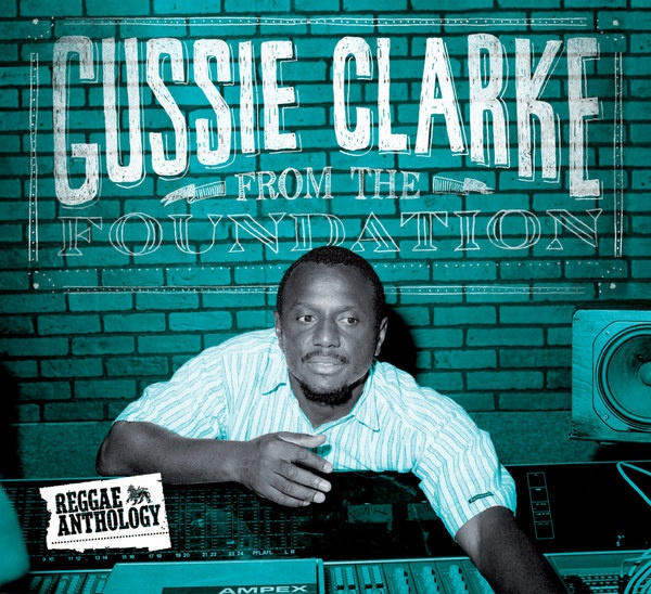 Cover GUSSIE CLARKE, from the foundation