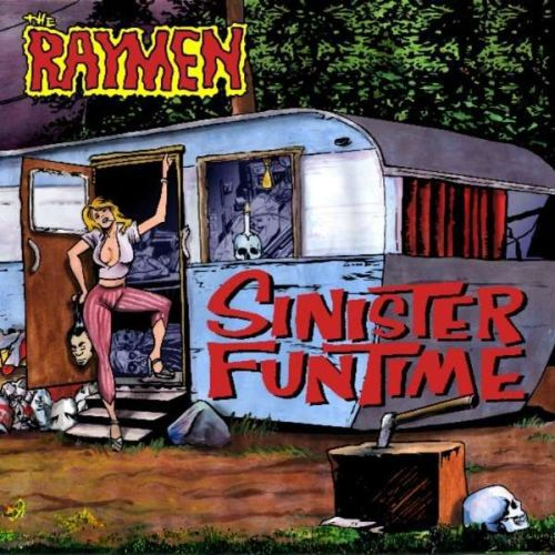 Cover RAYMEN, sinister fun time