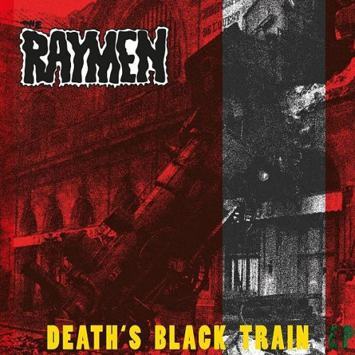 Cover RAYMEN, death´s black train ep