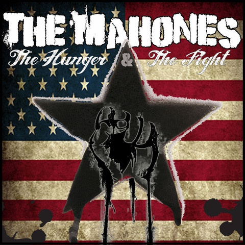Cover MAHONES, the hunger & the fight part 2