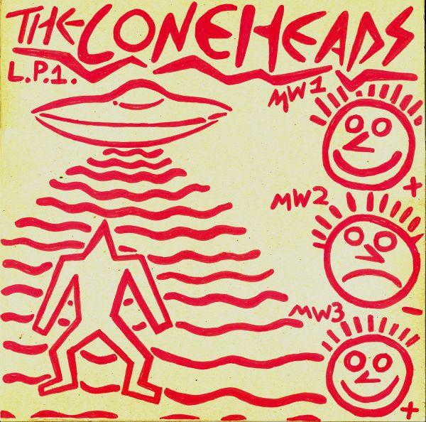 CONEHEADS, l.p.1. cover