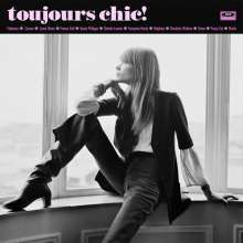 V/A, toujours chic! - more french girl singers of 60s cover