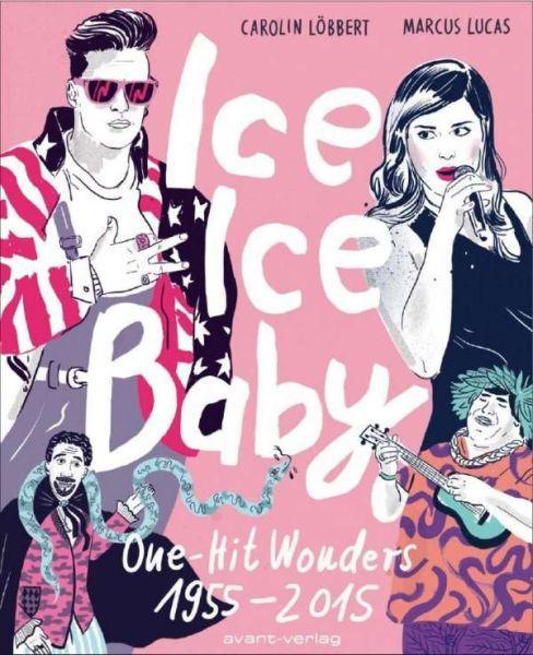CAROLIN LÖBBERT/ MARCUS LUCAS, ice ice baby cover