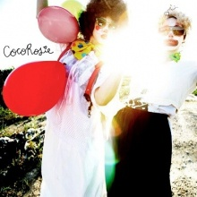 COCOROSIE, heartache city cover
