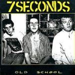 Cover 7 SECONDS, old school