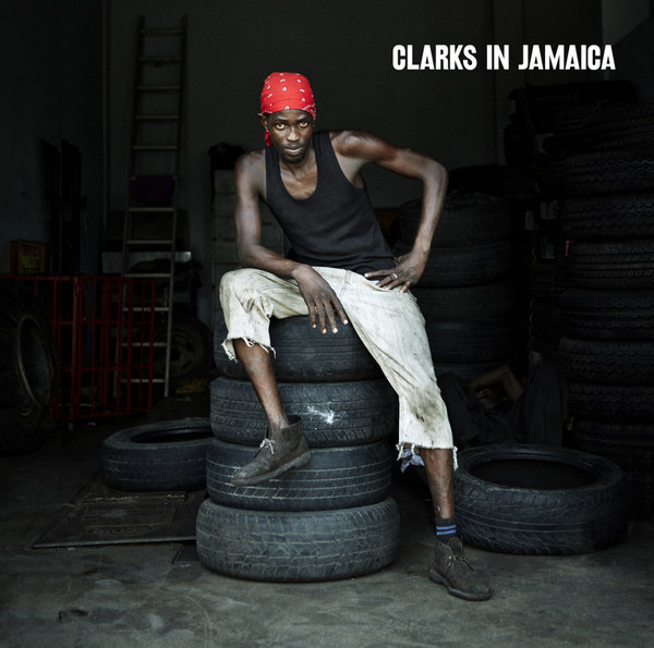Cover V/A, clarks in jamaica