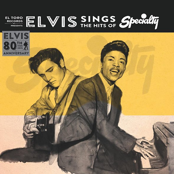 Cover ELVIS PRESLEY, sings the hits of specialty