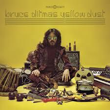 BRUCE DITMAS, yellow dust cover