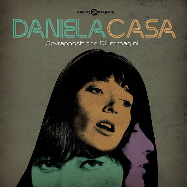 DANIELA CASA, sovrapposizione di immagini cover