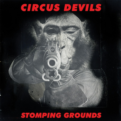 Cover CIRCUS DEVILS, stomping ground