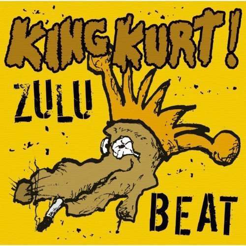 Cover KING KURT, zulu beat