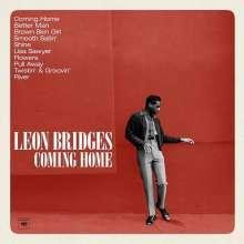 LEON BRIDGES, coming home cover