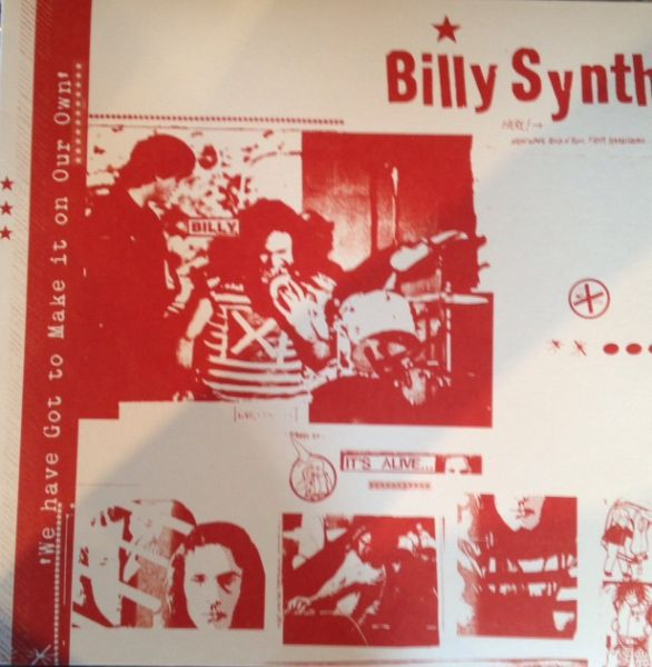 Cover BILLY SYNTH, we have got to make it on our