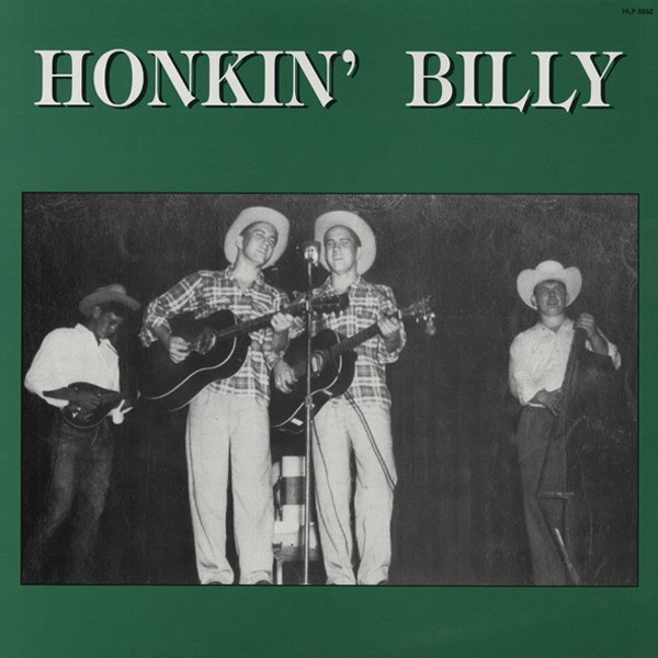 Cover V/A, honkin´ billy vol. 01