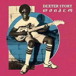 Cover DEXTER STORY, wondem