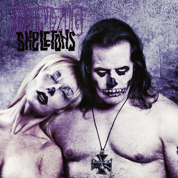 Cover DANZIG, skeletons