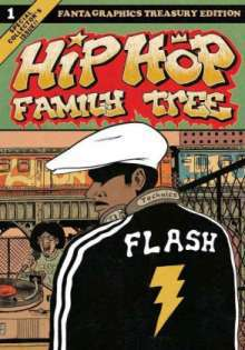 ED PISKOR, hip hop family tree cover
