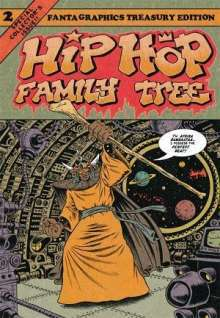ED PISKOR, hiphop family tree volume 2 cover