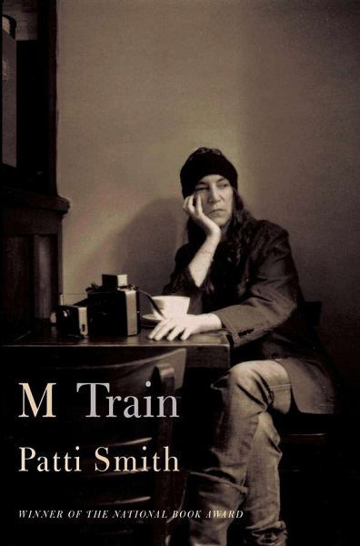 PATTI SMITH, m train cover
