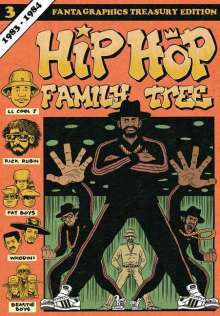 ED PISKOR, hiphop family tree 3: 1983-1984 cover
