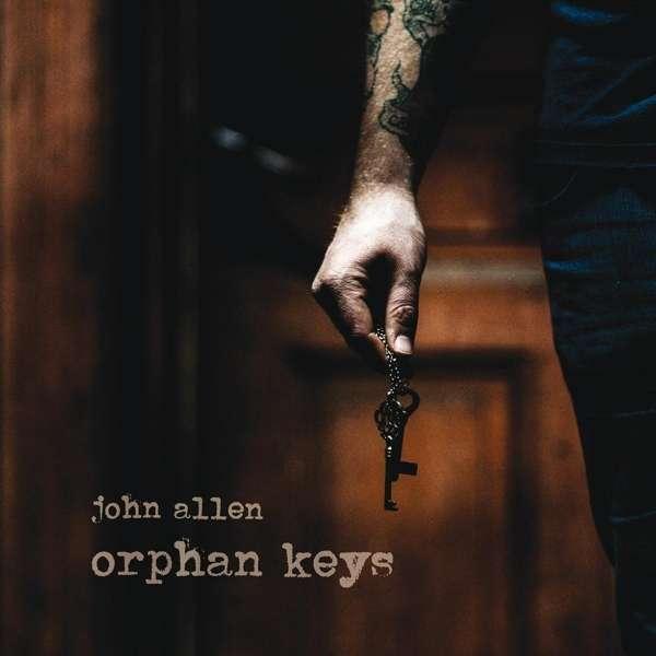 JOHN ALLEN, orphan keys cover