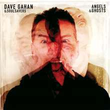 Cover DAVE GAHAN & SOULSAVERS, angels & ghosts