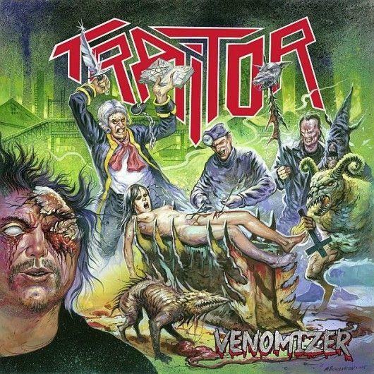 TRAITOR, venomizer cover