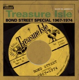 Cover V/A, treasure isle - bond street special 1967-1974