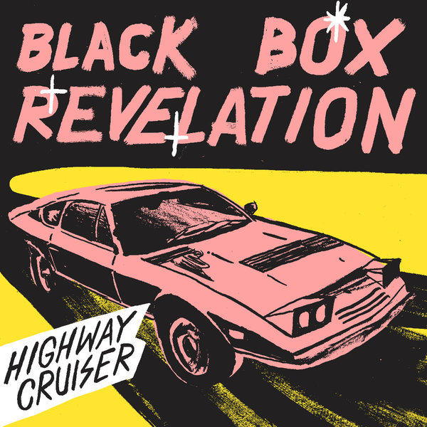 Cover BLACK BOX REVELATION, highway cruiser