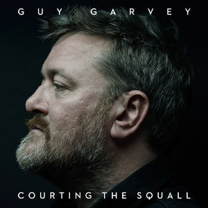 Cover GUY GARVEY, courting the squall