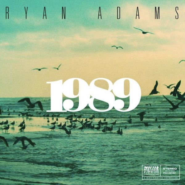 Cover RYAN ADAMS, 1989