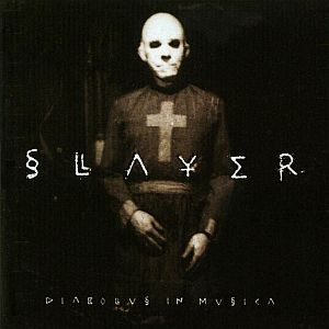 Cover SLAYER, diabolus in musica