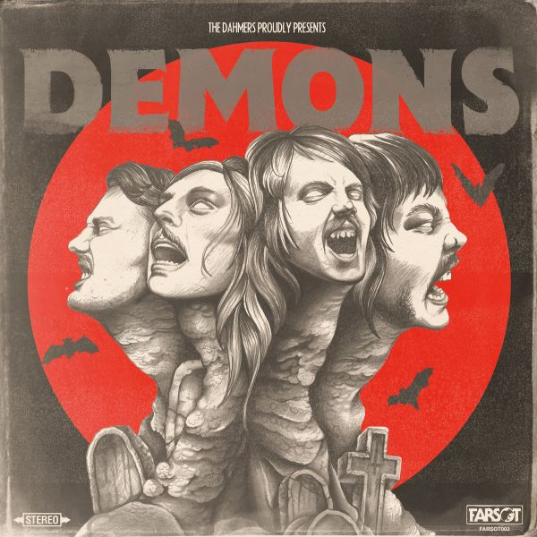 DAHMERS, demons cover