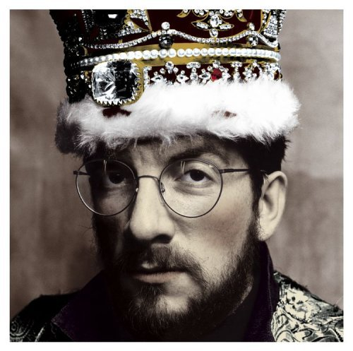 Cover ELVIS COSTELLO, king of america